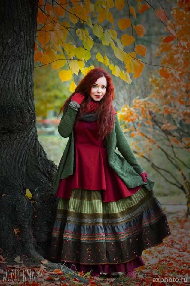 Скрап-юбка теплая вельветовая зеленая