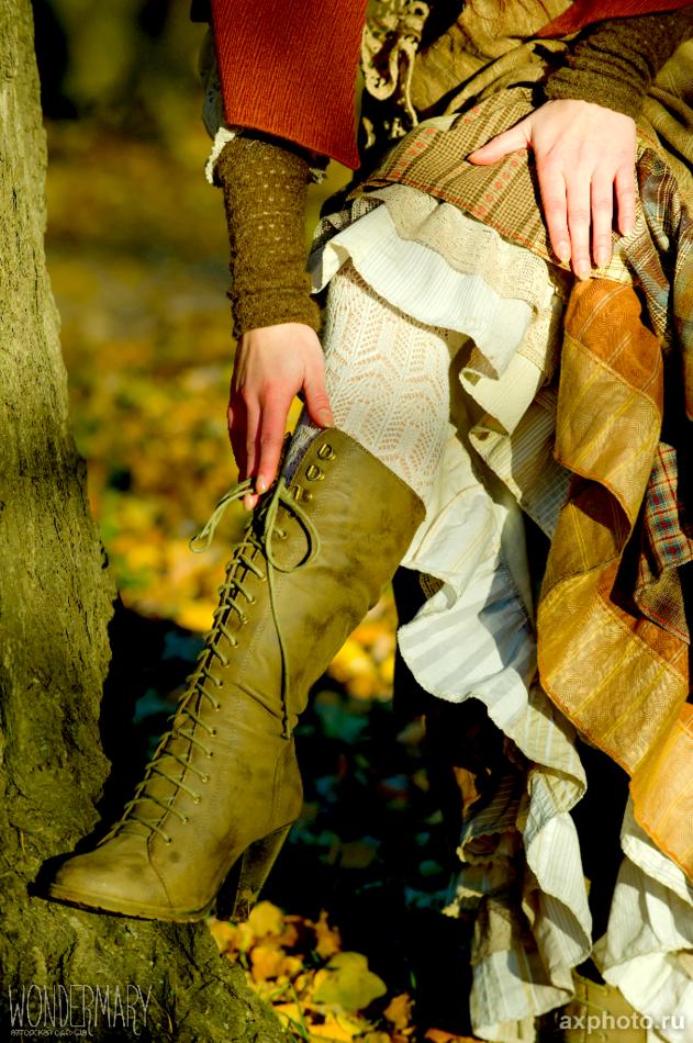 """Нижняя юбка из комплекта №7 коллекции """"Ваше Лисичество"""""""