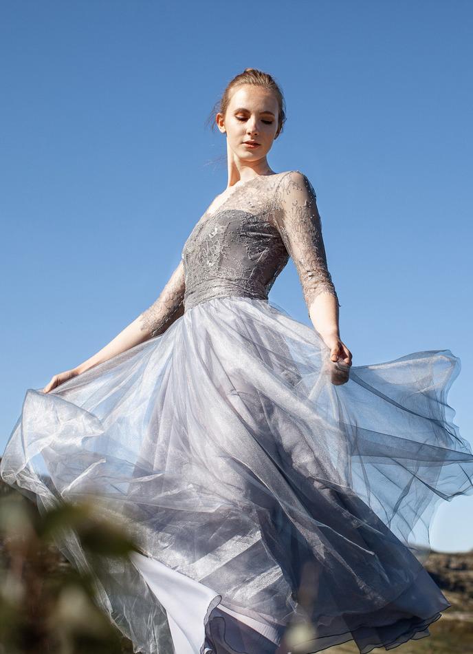 """Платье """"Спящая принцесса"""". Коллекция """"Самый важный день"""""""