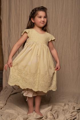 """Платье """"Маленькая принцесса""""-2. Коллекция """"Цветы жизни""""."""