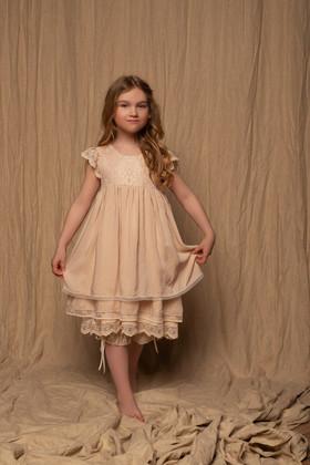 """Платье """"Маленькая принцесса""""-1. Коллекция """"Цветы жизни""""."""