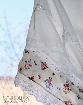 Нижние юбки из вуали